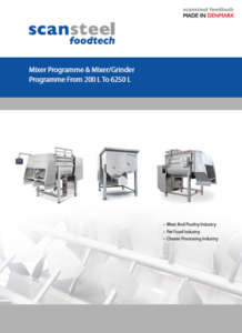 mixer-programme