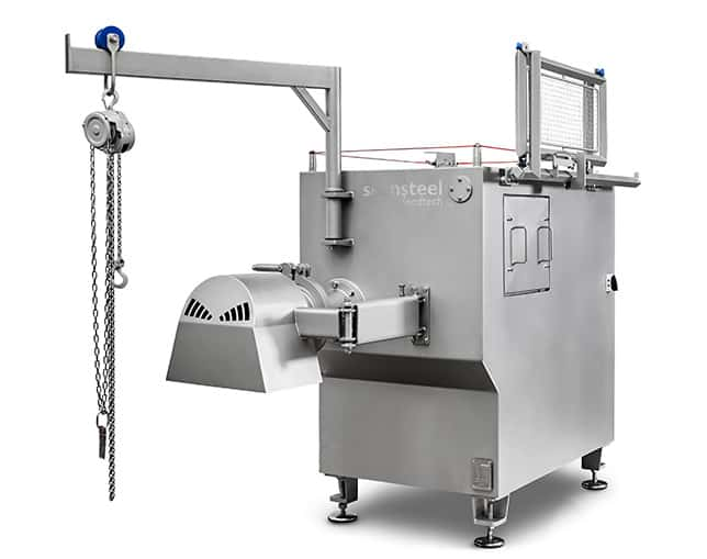 scansteel foodtech MG 200