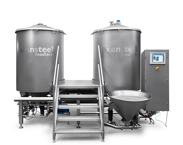 scansteel foodtech gravy production systems
